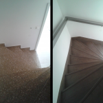 Treppe Kunststein
