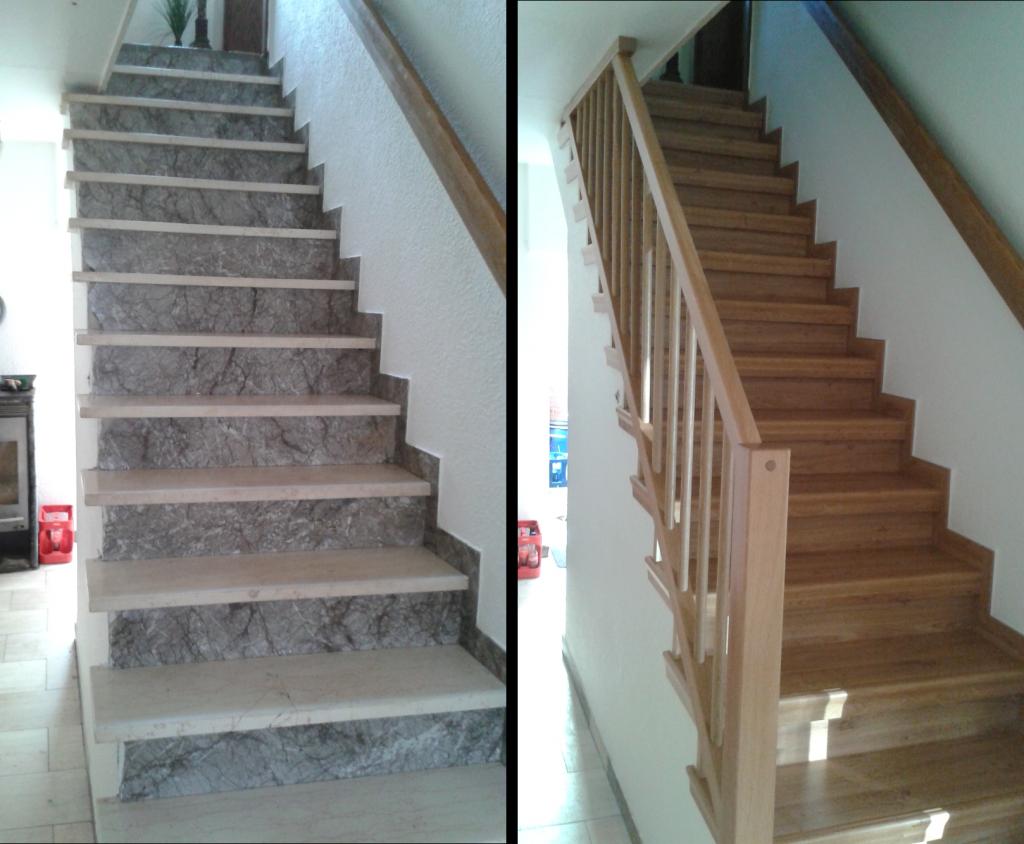 Top Treppenrenovierung – günther | Renovierungs-Systeme CI62